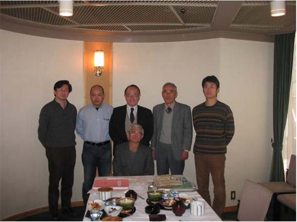第1回関西支部幹事会